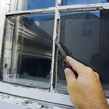 replacing a pane of glass