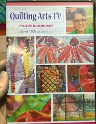 Quilting Arts TV Series 1700 | Frieda Anderson & Quiltingarts2015TV Adamdwight.com