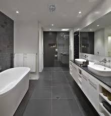 dark grey bathroom tiles. Simple Tiles Dark Grey Bathroom Floor Tiles Tile 1063 Best Stunning Ideas For Your On
