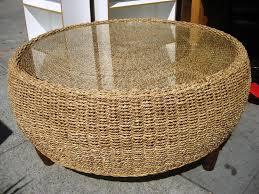 coffee table coffee table fabulous wicker chest round wicker coffee table round wicker end table