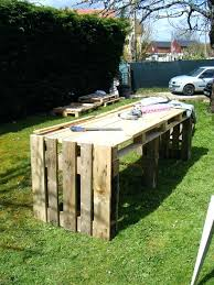 outside furniture made from pallets. Outdoor Furniture Made From Pallets Garden Pallet Table . Outside