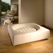 High end dog beds Large Dog High End Dog Beds Cube Bed For Dogs Out Of Leather Sided Washable Kristiansandnorwayinfo High End Dog Beds Cube Bed For Dogs Out Of Leather Sided Washable