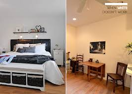 Best White Paint Color For Bedroom Walls Design Mistake 3 Painting A Small  Dark Room White