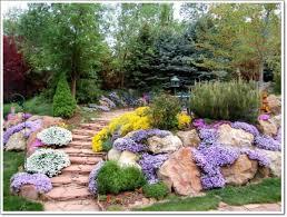 Small Picture Backyard Rock Garden Ideas Backyard Design And Backyard Ideas