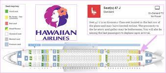 Hawaiian Airlines Airbus A330 Seat Map 47j Jimaifandis Blo