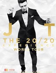 Justin Timberlake Announces The 20 20 Experience World Tour
