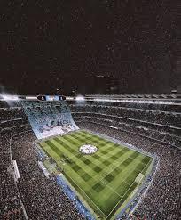Home Realmadrid Stadion Pinterest