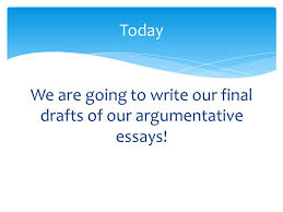 abby sunderland argumentative essay final draft halloween  10 we are going to write our final drafts of our argumentative essays today
