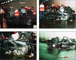Image result for princess diana crash scene