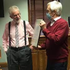 Coffey retires as Steuben's first, only magistrate   Heraldrepublican    kpcnews.com