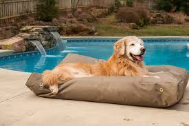 replacement cover  waterproof rectangle dog bed  outdoor dog bed