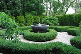 steel fountains from english garden ornamental water fountain ideas source deborahsilver com
