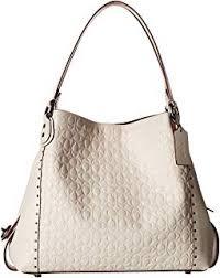 Edie 31 Shoulder Bag in Signature Leather