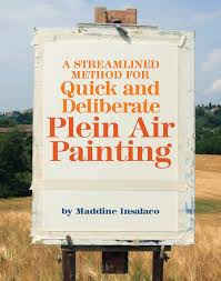 learn how to set up easily for some en plein air painting with this free