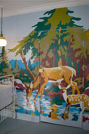 paint by numbers giant wall mural inspiration