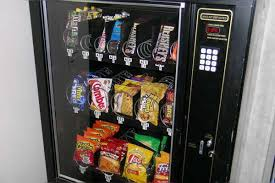 The Vending Machine Killer