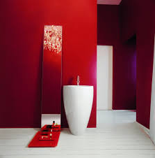 Funky Bathroom Red And Gray Bathroom Ideas Red Bathroomfunky Bathroom Red And