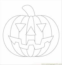 Small Picture Halloween Pumpkin T Coloring Page Free Vegetables Coloring Pages