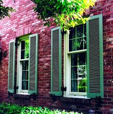 outdoor house shutters louvered exterior shutters to enlarge outdoor wooden window shutters