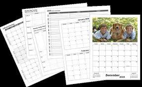 Create Custom Printable Calendars - Calendarsquick