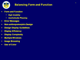 40 Balancing Form And Function  Form And Function  High Usability Awesome Pleasings Messages