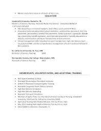 Nurse Practitioner Cover Letter Sample Cover Letter Sample For Resume Resume Ideas