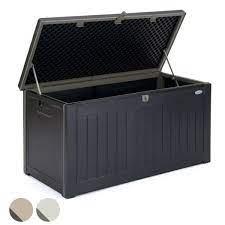 garden storage box waterproof outdoor