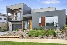 house plans for sloping lots in the rear awesome side slope house plans new modern mansion