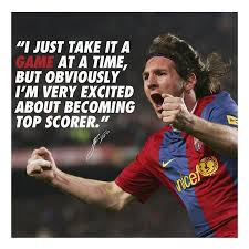 Lionel Messi Quotes Extraordinary Lionel Messi Quotes About Soccer Soccer Quotes Pinterest