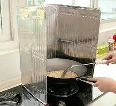 Jual Aluminium Foil Penahan Minyak Grill Table Guard Limited