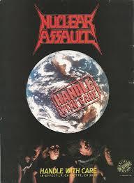adsofmetal | <b>Nuclear assault</b>, Metal albums, Metal bands