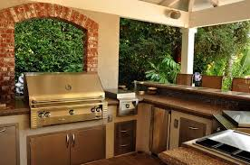 Outdoor Kitchen Designs With Pool Interesting Decorating Ideas
