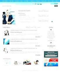 Magazine Template Free Word Theme Print Templates E Magazine