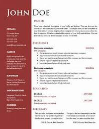 Creative Resume Template Download Free - Gcenmedia.com - Gcenmedia.com