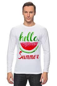<b>Лонгслив Hello summer</b> #2210791 от Liby по цене 1 286 руб. в ...