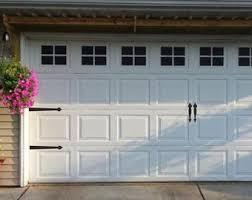 Garage Door Windows Decals Garage Faux Window Decals