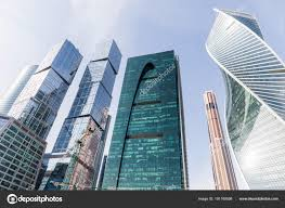 modern architecture skyscrapers. Plain Skyscrapers MOSCOW RUSSIA  APRIL 5 2018 Modern Architecture Skyscrapers And Office  Building Towers Of International Business Center At Moscow City U2014 Photo By Ia__64 With Architecture Skyscrapers O