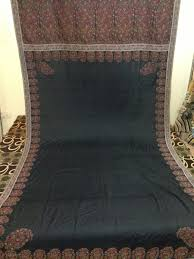 indian antique french cushions. A Antique French Paisley Collection Long Shawl 1850th Century In Black Color Which Is Very Rare Indian Cushions N