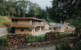 Grand Designs New Zealand Log House Grand Designs Two Years On Tom Raffield