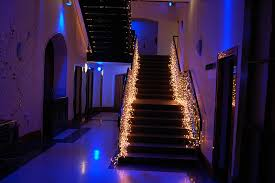 led stairwell lighting. Led Stairs Lighting Design : Fairy LED Stairwell
