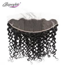 <b>Bigsophy Peruvian</b> Deep Wave Frontal Closure 13x4 Human Lace ...