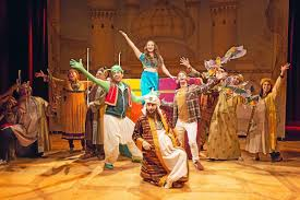 People S Light Theatre Company Malvern Review An Excellent Cast Delivers The Fun In Aladdin A