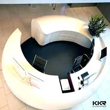 round office desk round office desk half desks reception supplieranufacturers at office desk ideas round office desk