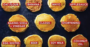 what to subsute for milk in pancakes