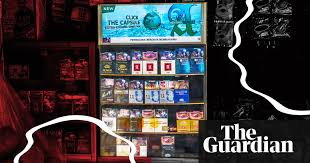 A Company Operates Vending Machines In Four Schools Fascinating How Children Around The World Are Exposed To Cigarette Advertising