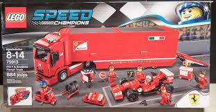 10:37 brick builder 7 628 979 просмотров. Lego Speed Champions F14 T And Scuderia Ferrari Truck 75913 New Sealed Box 1902953095