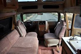 Daily Turismo: Go Anywhere Motorhome: 1989 Chevrolet G20 Falcon ...