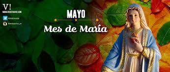 Por qué dedicamos el mes de mayo a María? - Revista Vive