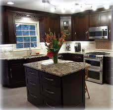 Cherry Shaker Kitchen Cabinets Traditional Kitchen Cabinets Cherry Java Savannah By American