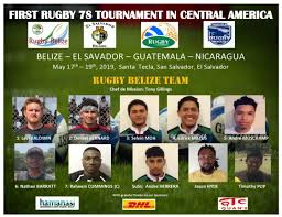Belize to Participate in Historic Regional Rugby Match | MyBelize.Net